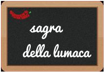Sagra della Lumaca Monticchio – Massa Lubrense