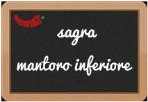 Sagra trofie con Radicchio e Porcini e Gnocchi alla Borgense