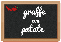 graffe con patate