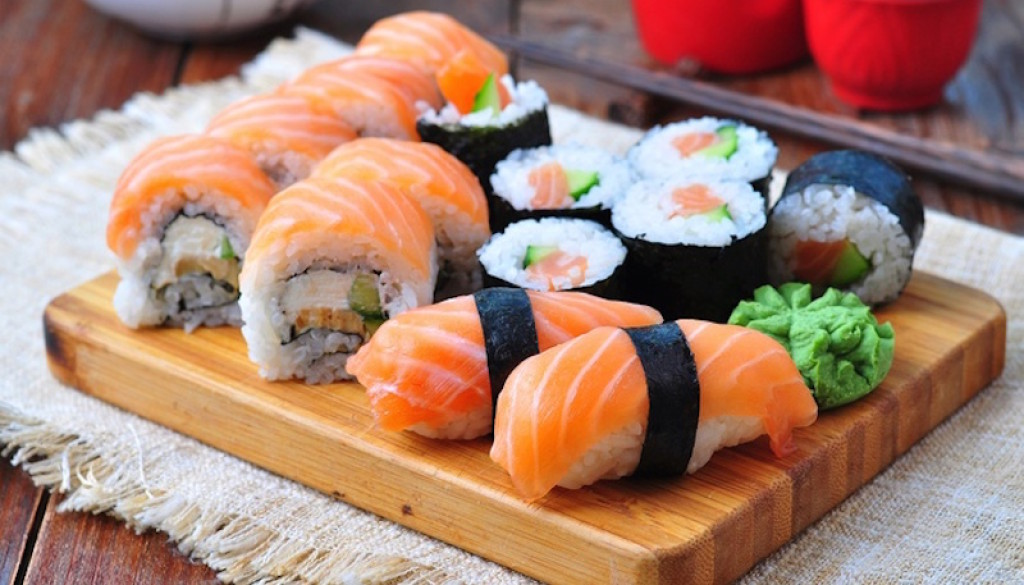Giappone made in Italy, sushi-mania