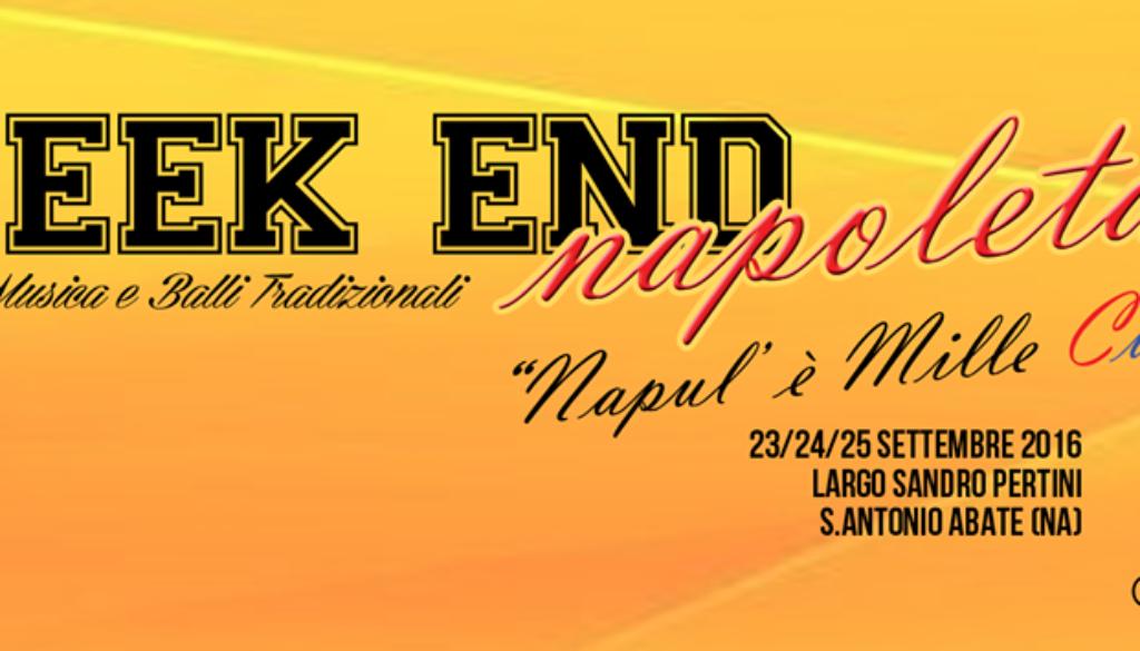 Weekend Napoletano